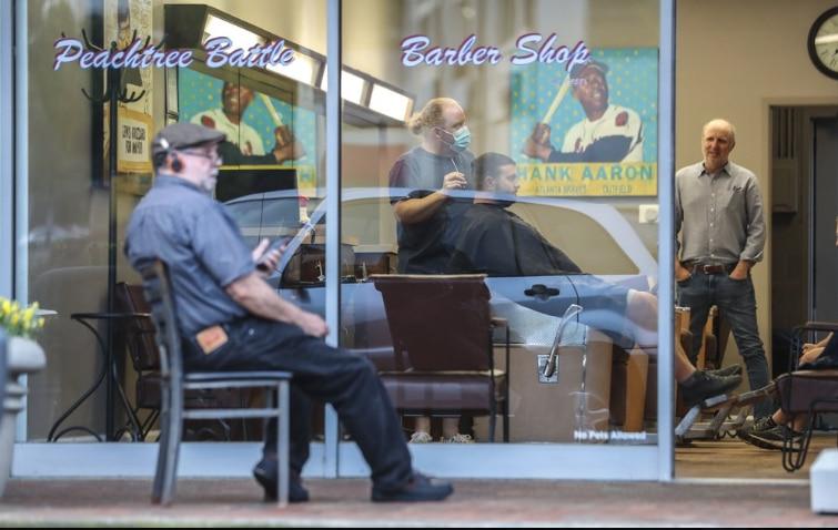 Georgia Barber Shop