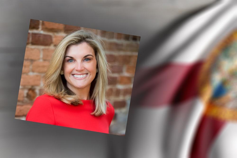 Kristin Bridges Flag Background