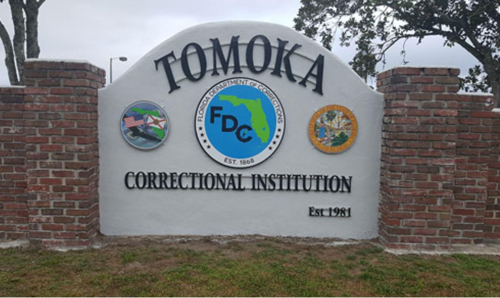 Tomoka Correctional Institution DOC Prison Jail