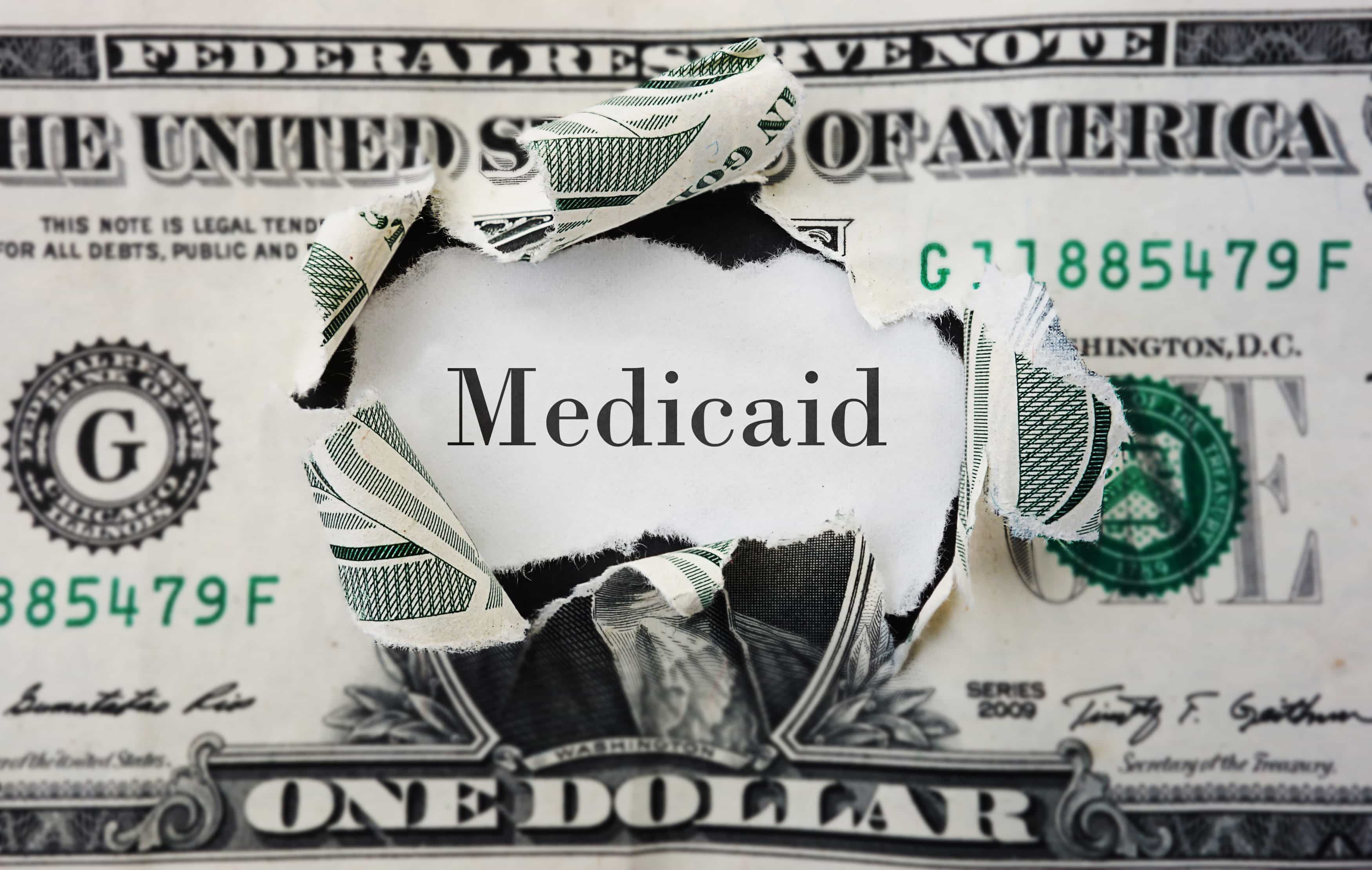 Medicaid costs