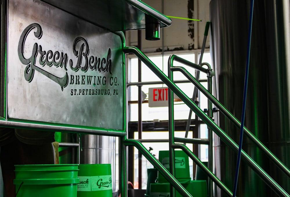 Photo via Green Bench Brewing Co.