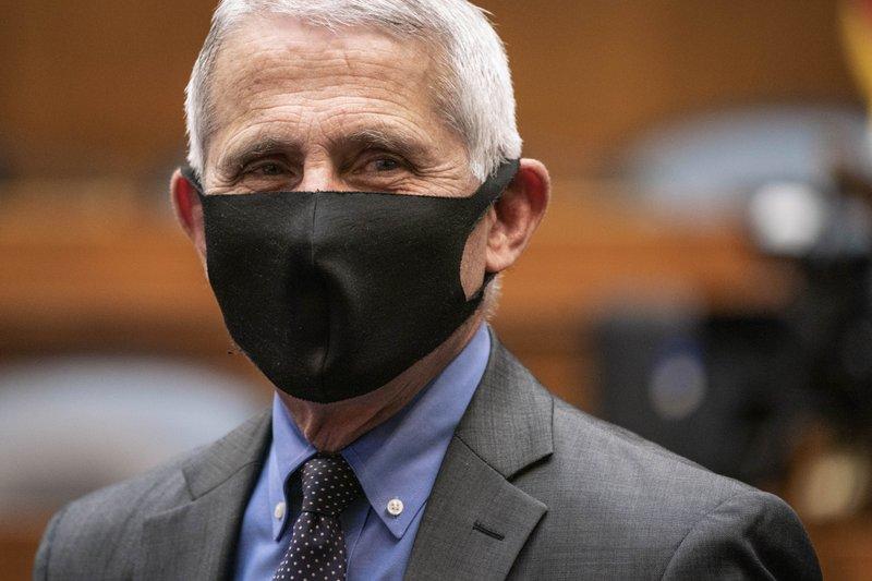 Anthony Fauci mask