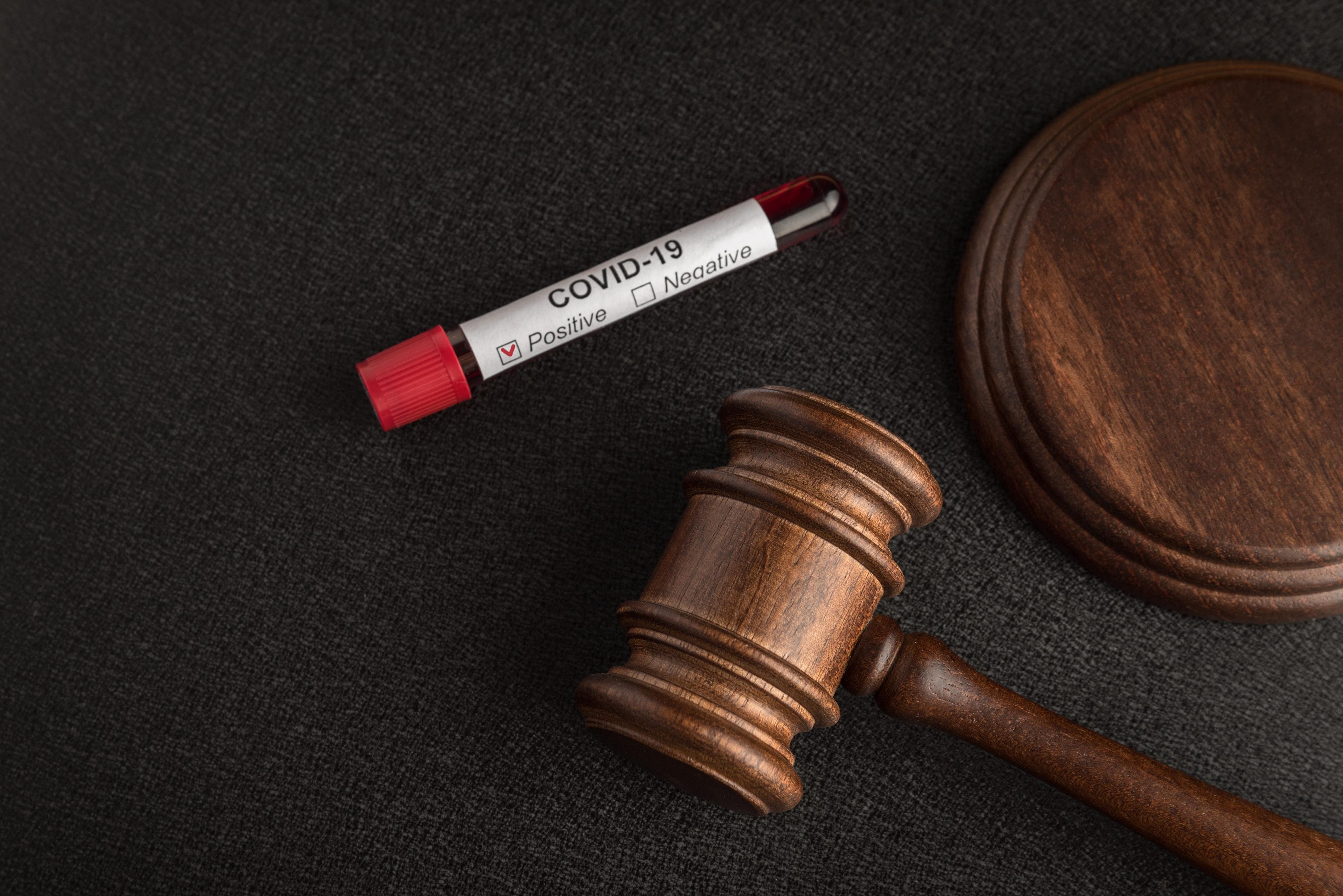 coronavirus lawsuit