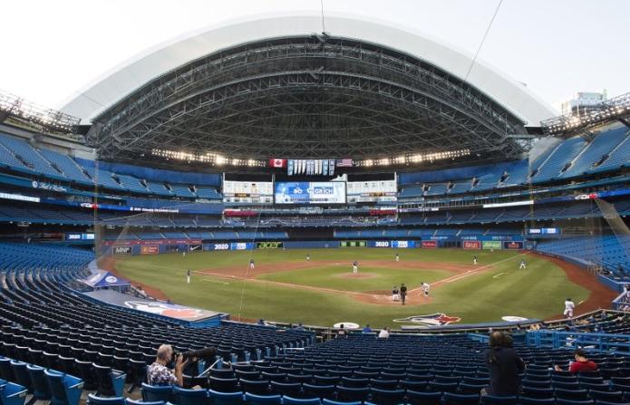Toronto Blue Jays' Rogers Centre
