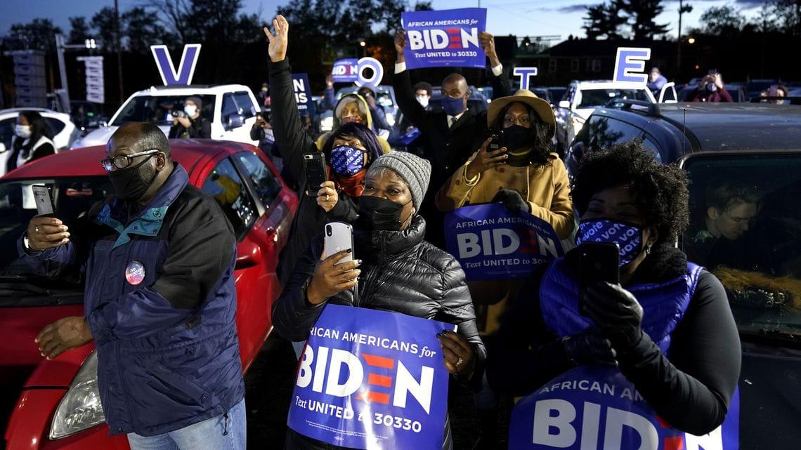 African-Americans for Biden