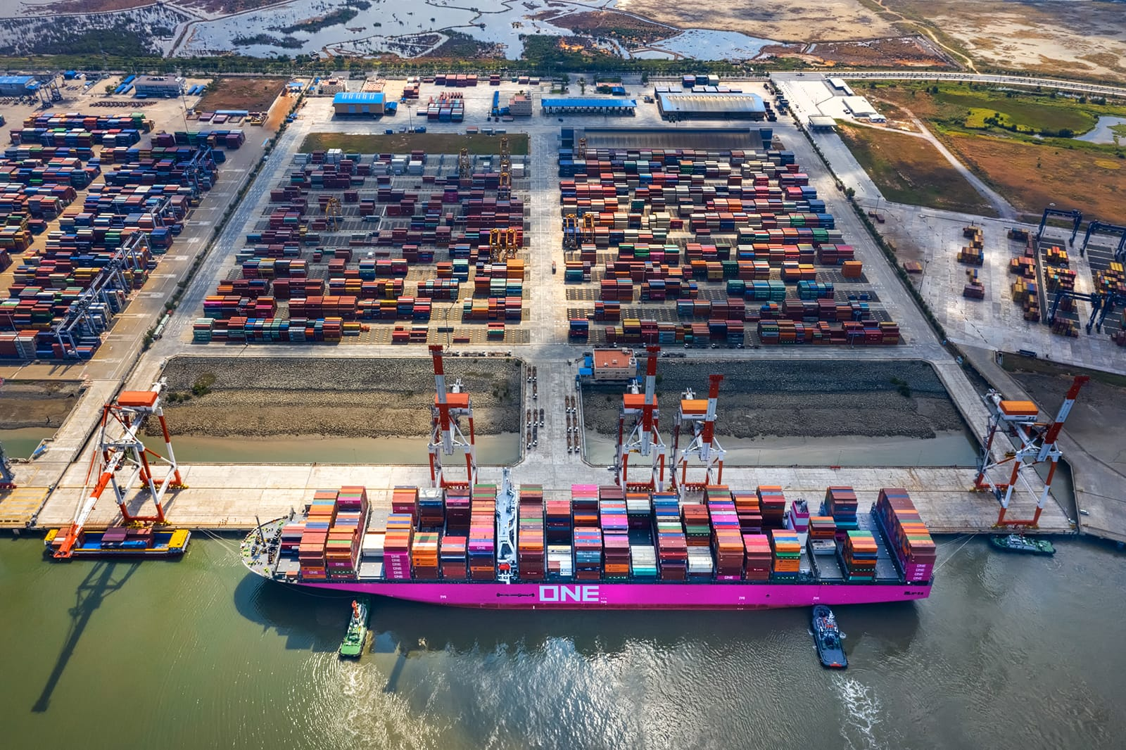 Florida's ports expect 'near complete recovery' from pandemic lows