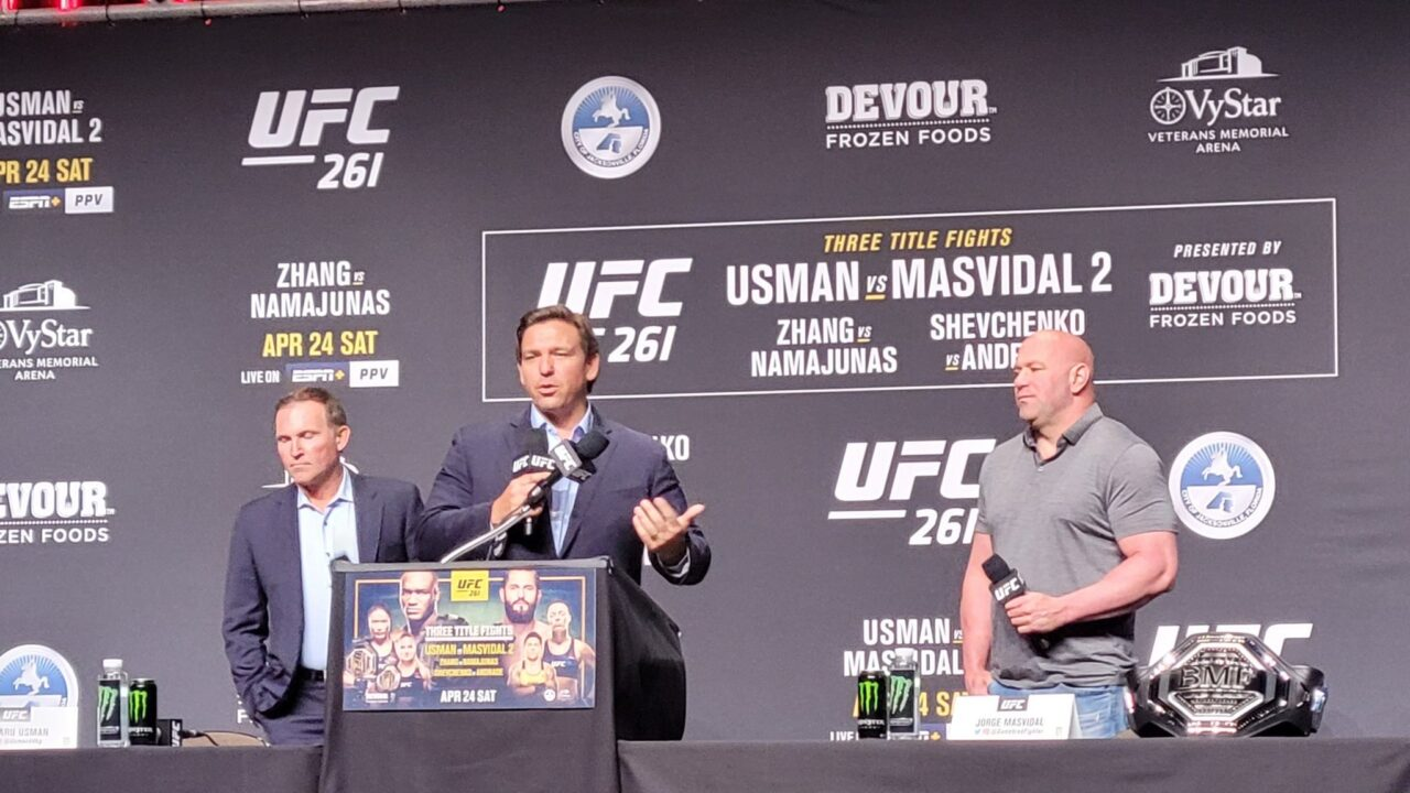 DeSantis UFC