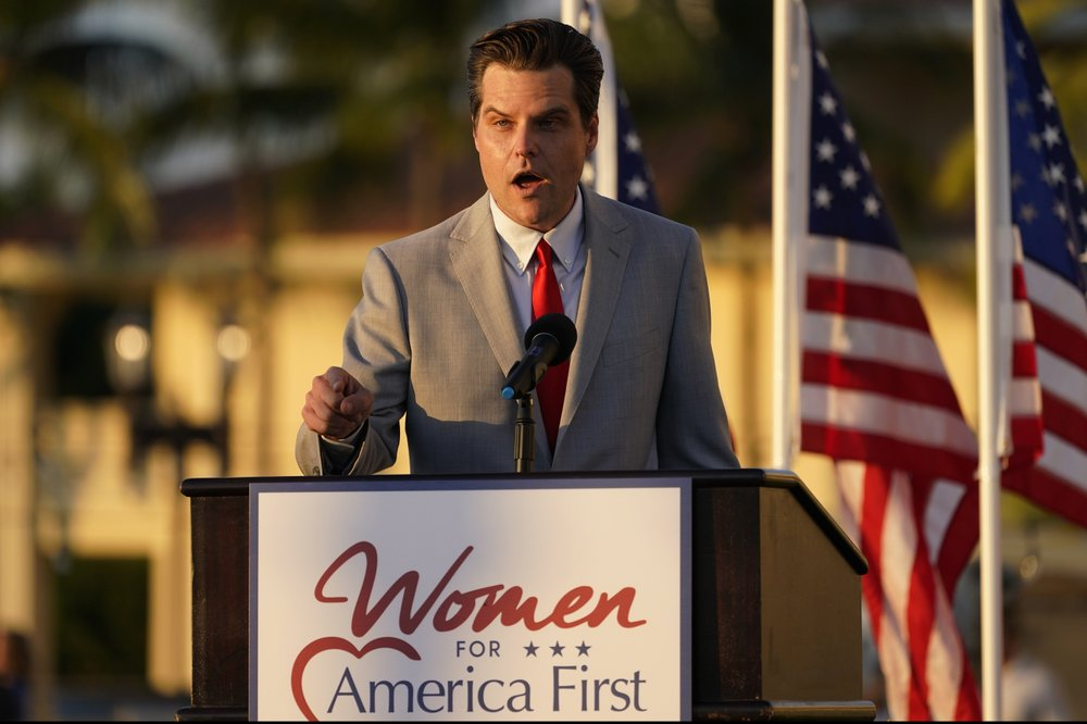 gaetz, matt - at women for america first