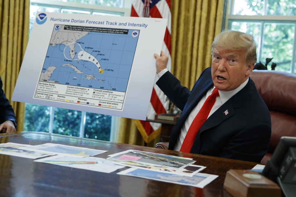 Donald Trump Sharpiegate