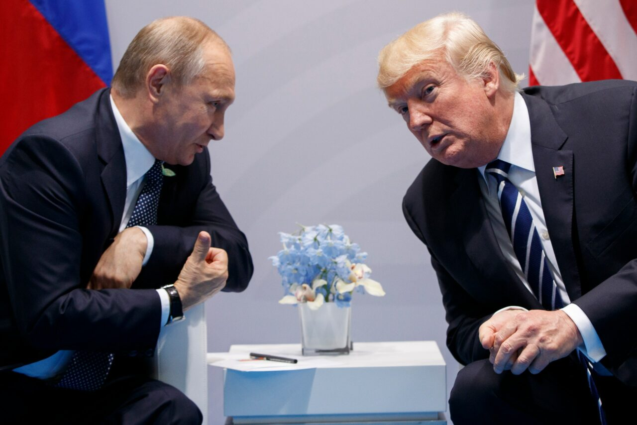 Frank The G 20 Summit and Why Trump Is No Harry Truman