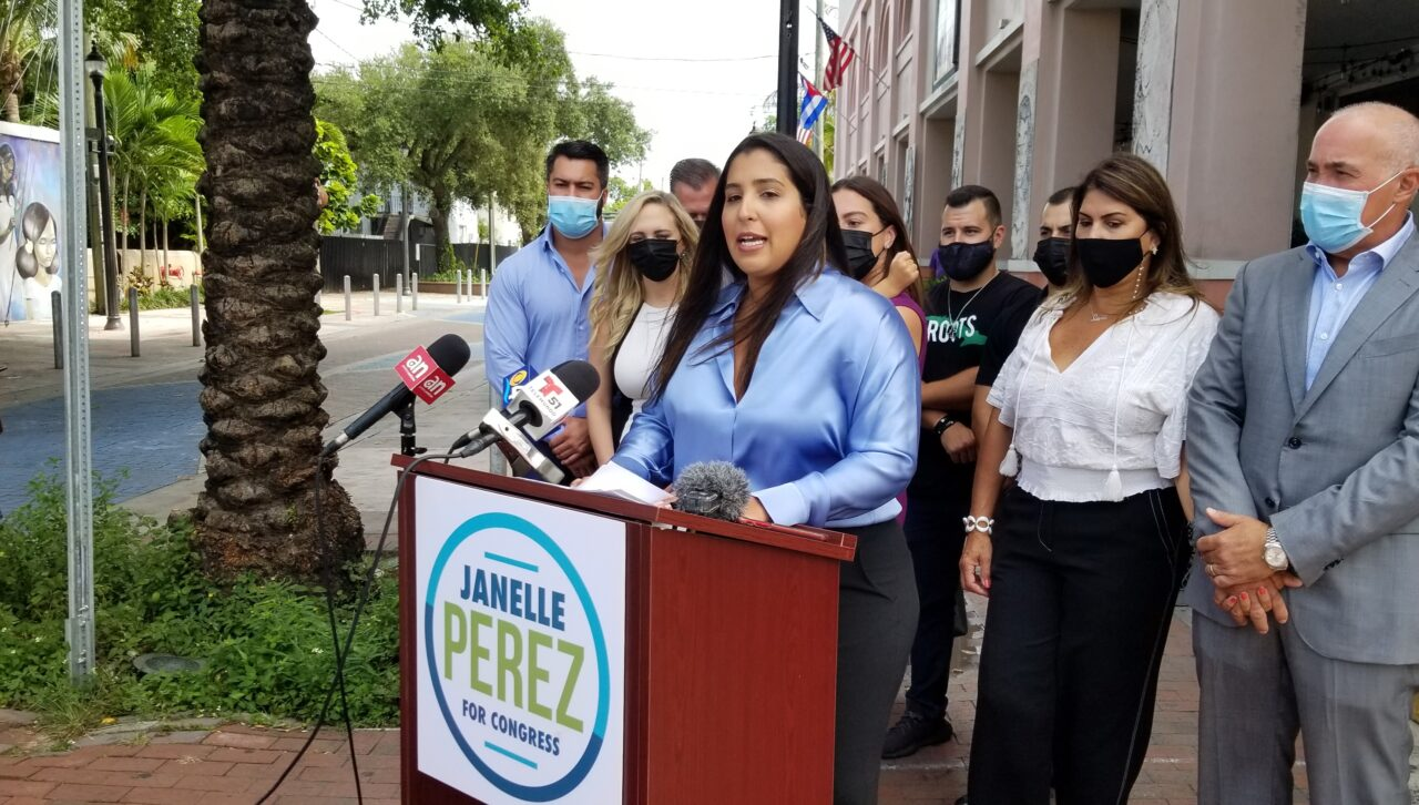 Janelle Perez