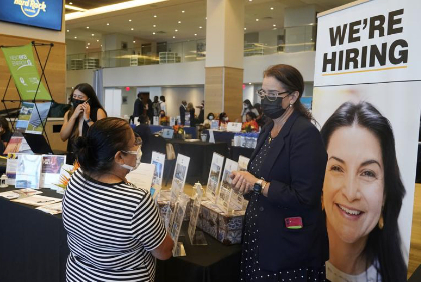 Jobs fair in Miami Gardens