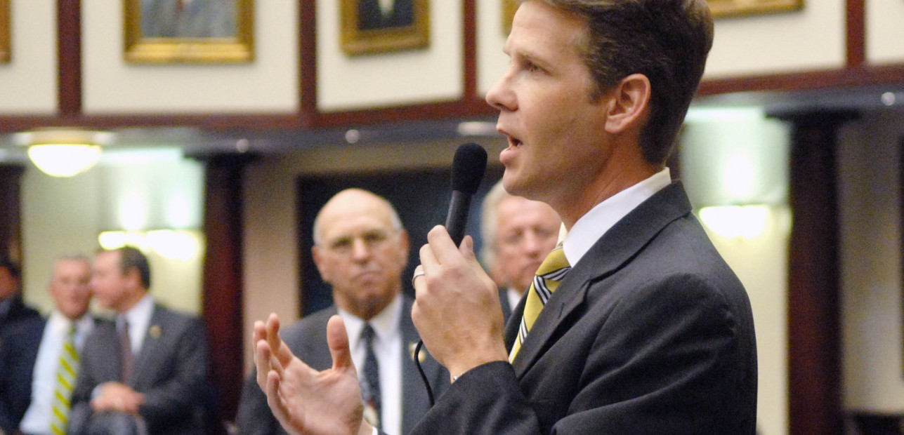 Andy Gardiner still wants health access fix in spite of $1 billion in Medicaid money