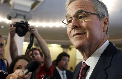 Jeb Bush on Baltimore police charges: 'The process works'