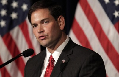 Marco Rubio touts end to oil-export ban, bemoans EPA in Oklahoma