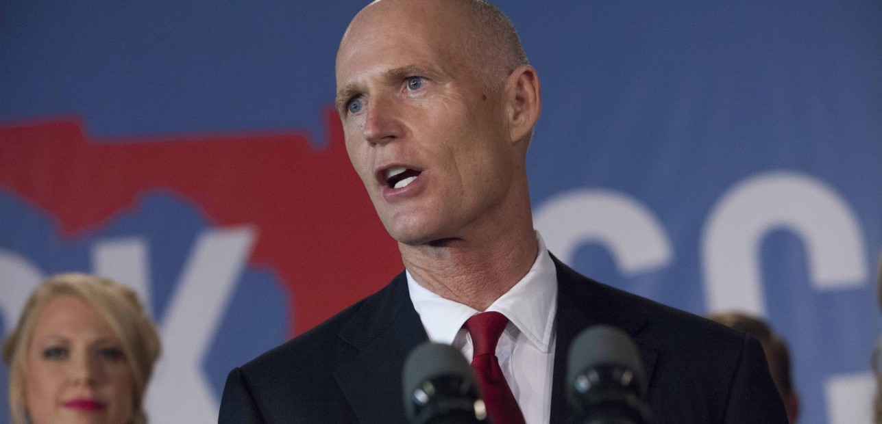 Rick Scott to release today spending plan for 2015