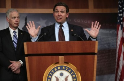 Ron DeSantis wants Obama to remove IRS commissioner — or else