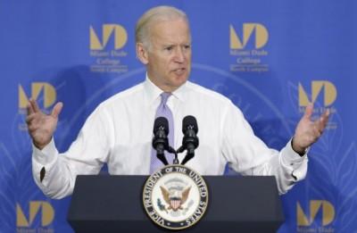 Joe Biden testing political waters in Florida