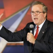 In S.C., Jeb Bush and other GOP hopefuls run against Obama, terrorism