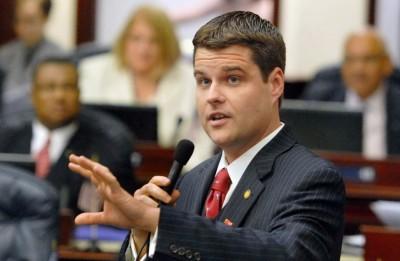 Matt Gaetz backs Rick Scott's Enterprise Florida requests