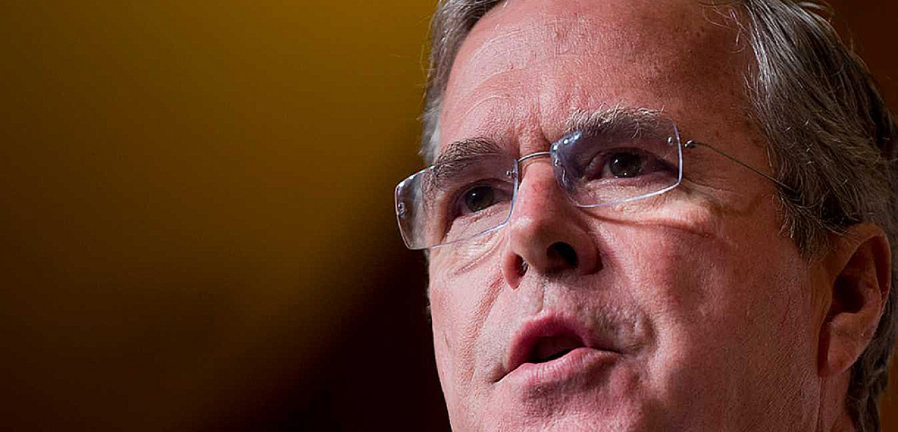 Jeb Bush nonprofit backers include banks, schools, lottery