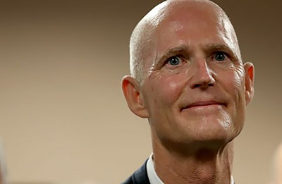 Rick Scott signs into law an educational boost for veterans