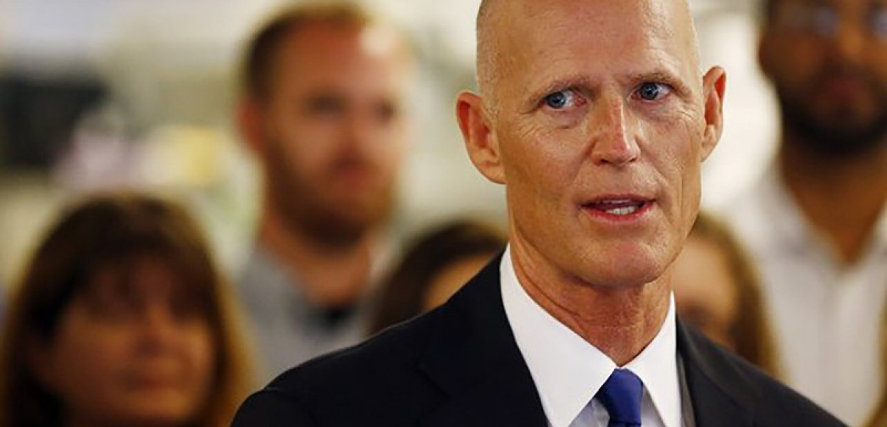 Gov. Scott wants answers from groups getting state money