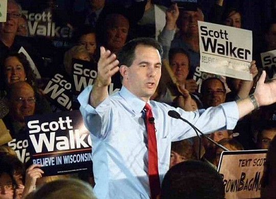 Scott Walker changes mind again, will skip Florida primary — maybe