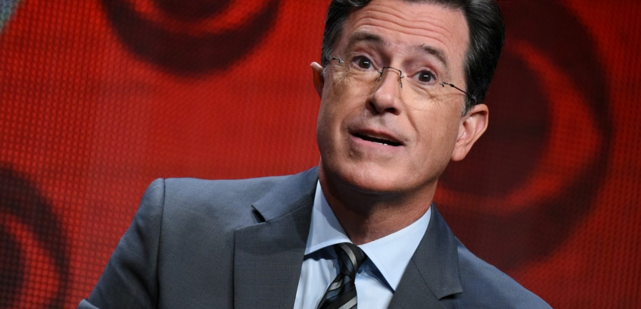 Stephen Colbert one-ups Jeb Bush raffle with one of his own