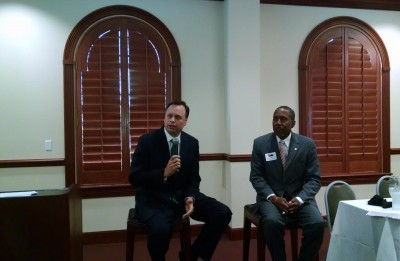 Stage legislators defend their own health care coverage at Tiger Bay forum in Tampa